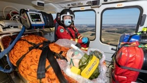 Innovative thermal management product launched to  benefit pre-hospital critical care patients