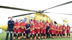 2 mile walk for Air Ambulances Save a Life Challenge