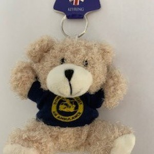Teddy Keyring - Blue