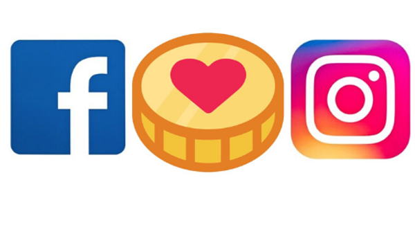 Facebook and Instagram Fundraisers