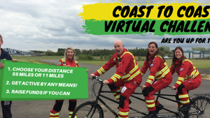 Our Coast to Coast Virtual Challenge Goes Live!
